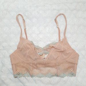 NWOT Free People Sparks Fly Underwire Bra sz 34A